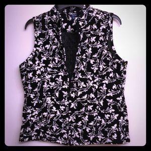 Basic Editions Cotton Vest
